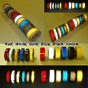 "* 1"", 2"", 3"", 4"", x 30' Reflective Tape Roll - $29.99 / $34.99"